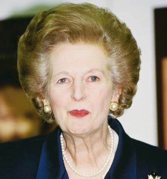 EVENTS: In which year did Margaret Thatcher resign as British Prime Minister?