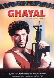 EVENTS: In which year did Ghayal win the Filmfare Award for Best Picture?