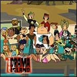 who was the first person to arive in total drama island?