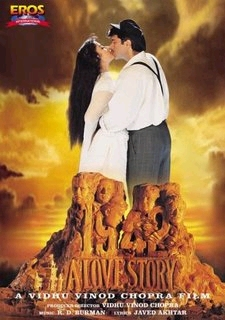 TRUE OR FALSE: In the year 1994, 1942-a love story became India's first film to be released in dolby sound?