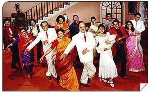 EVENTS: In which year did hum apke hai kaun win the filmfare award for best picture?