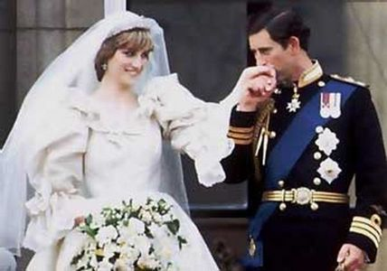 On what date did Prince Charles and Lady Diana get married?