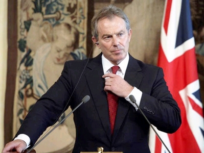 In which year did Tony Blair become prime minister?