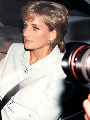 In what jaar did Lady Diana die?