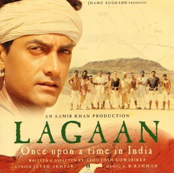 What year did 'Lagaan' win the Filmfare award for best picture?