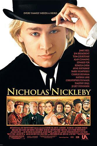 """In """"NICHOLAS NICKLEBY"""" she played ?"""