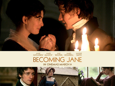 "T/F : She played Jane in ""BECOMING JANE"" ?"