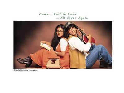 In what year did Dilwale dulhania le jayenge win the filmfare award for best picture/best fillm?