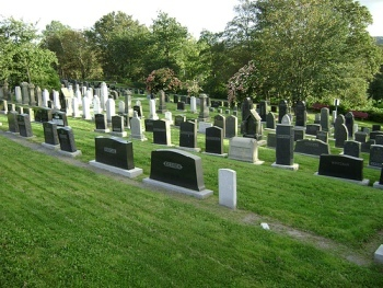What is the Fairview Cemetery in Halifax, Nova Scotia best known for?