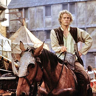 Complete the quote from the fantatsic film 'A Knights Tale' - 