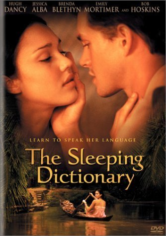 """In """"The Sleeping Dictionary"""" she played ?"""