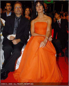 TRUE/FALSE:Katrina Kaif won the Filmfare award for best actress for her performance in namaste london