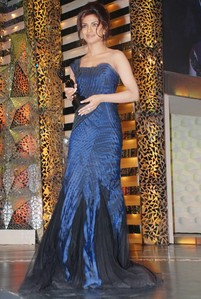 TRUE OR FALSE: Priyanka Chopra won the Filmfare best actress award for her performance in 'Fashion'
