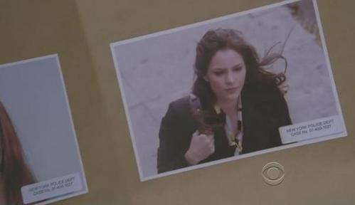 Odessa took Stella's forensics course at __________ (5x20)