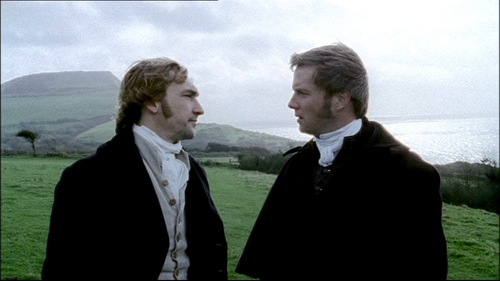 After Harville explains to Wentworth about his attentions to Louisa, Wentworth decides to visit his brother in ... ?