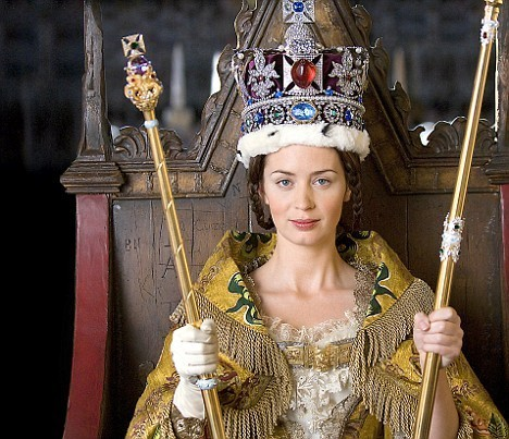 Who starred as the Duchess of Kent?