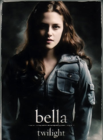 What is Bella's Middle Name ?