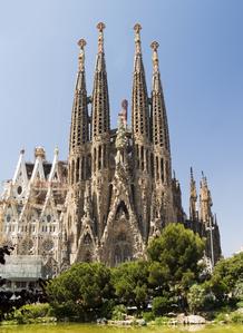 Where does you can find Sagrada Familia?