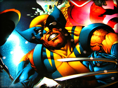 What was the first villain Wolverine encountered?
