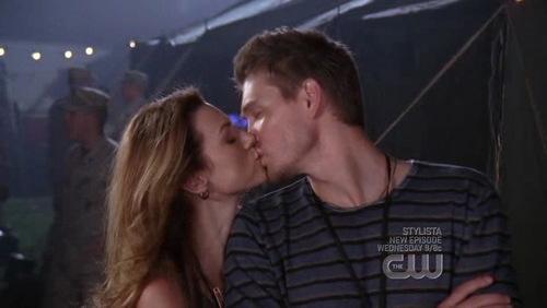 LEYTON'S KISS/MOMENT - SEASON 6 : Which episode ?