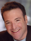 this is richard steven horvitz, a voice talent, who is his character in the show?