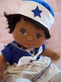 What big eyed cutsie doll is this?