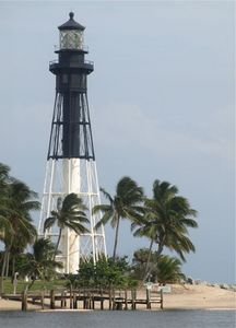 What is the name of this Florida lighthouse?