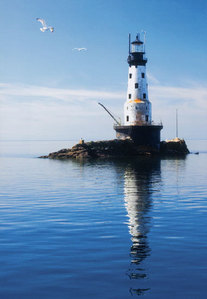 What is this name of this Michigan lighthouse?