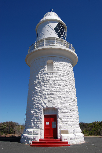 What is the name of this Western Australian lighthouse?