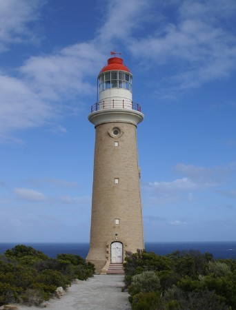 What is the name of this Southern Australia lighthouse?