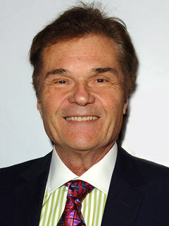 this is Fred Willard, a voice talent, who is his character in the show?
