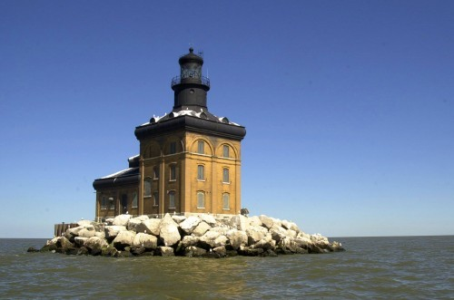 What is the name of this Ohio lighthouse?