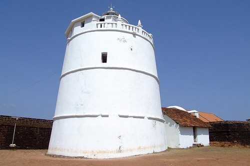 What is the name of this Southwest India lighthouse?