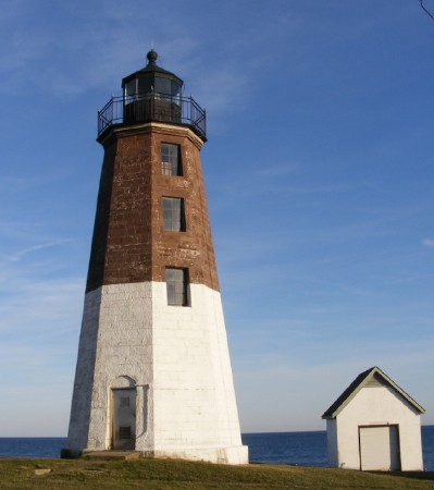 What is the name of this Rhode Island lighthouse?