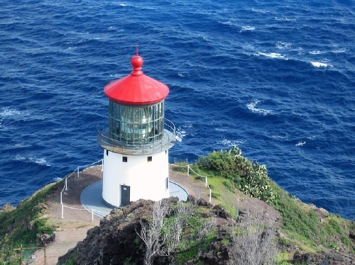 What is the name of this Hawaiian lighthouse?