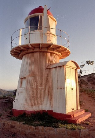What is the name of this Australian lighthouse?