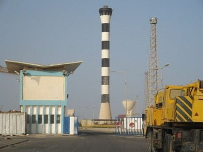 What is the name of this Libya lighthouse?
