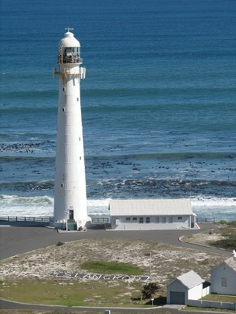 What is the name of this South Africa lighthouse?