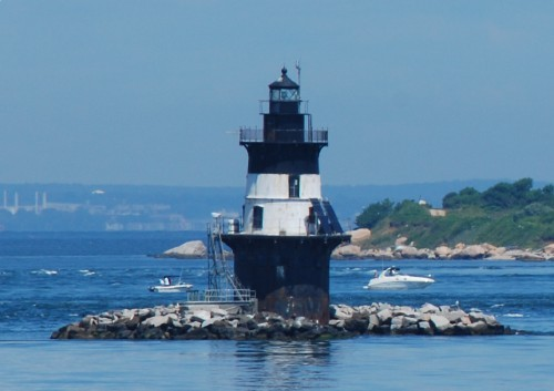 What is the name of this New York lighthouse?