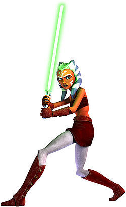 What is Ahsoka's Full name?
