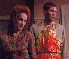 Which horror movie would you find this brother sister villian duo?