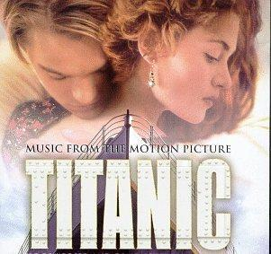 Who composed the music of Titanic ?