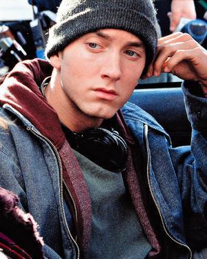 How many books has Eminem written himself?