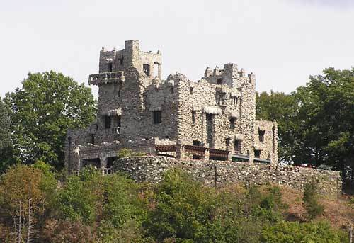 What is the name of this Connecticut castle?