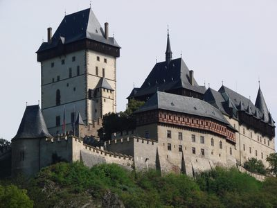 What is the name of this Czech castle?