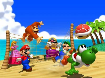 "What is the name of Yoshi's stage in ""Mario Party"""
