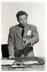 WHO'S MY SPOUSE? MICKEY ROONEY ...