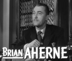 WHO'S MY SPOUSE? BRIAN AHERNE ...