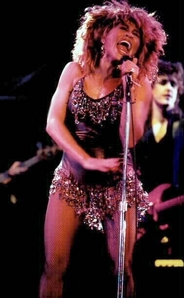 "Who did Tina Turner duet with on the song ""It's Only Love""?"
