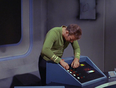 Kirk became the first student to defeat the______________ test